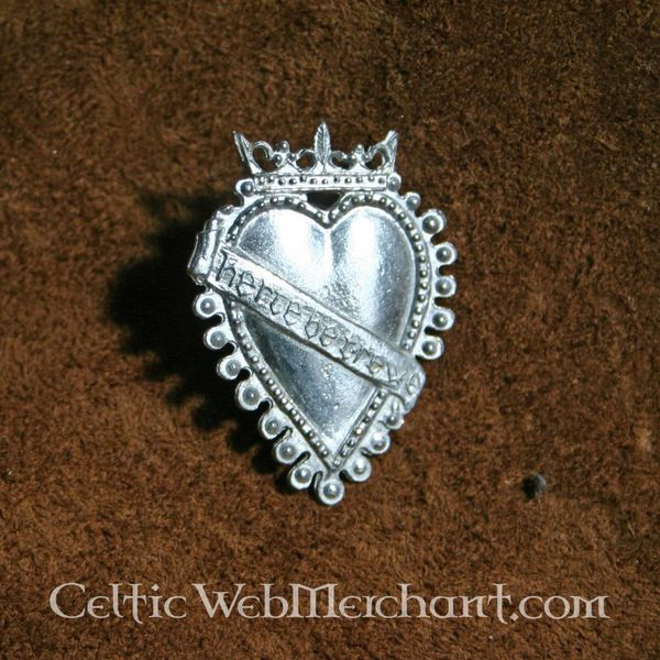 Badge 15th century lover's token
