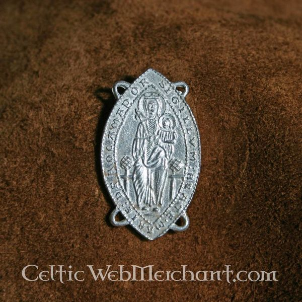 Middeleeuwse badge Rocamadour