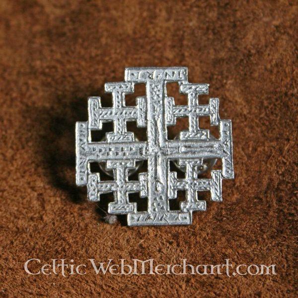 Badge kongeriget Jerusalem