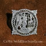 Badge Thomas Becket vermoord