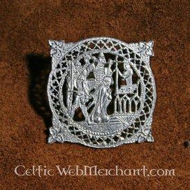 Insignia de Thomas Becket muerto
