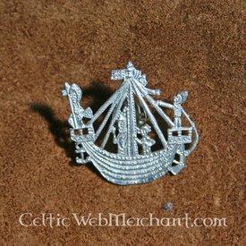 Insignia El exilio de Becket