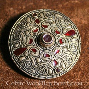 Celtic brooch Auvers Sur Oise