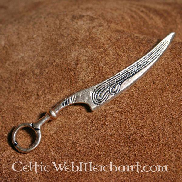 Cuchillo señora Edad de bronce