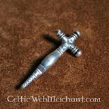Fibula cruz alto medieval