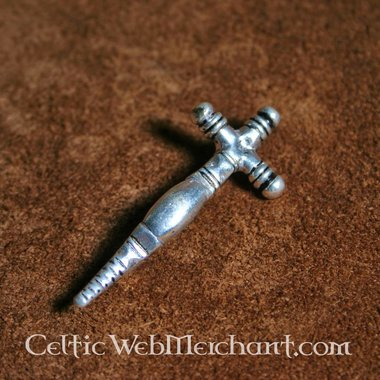 Early medieval cross fibula