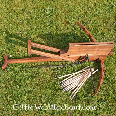 Chinese repeating crossbow