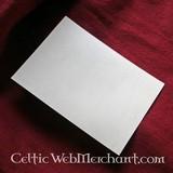 Parchment sheet 15x10 cm