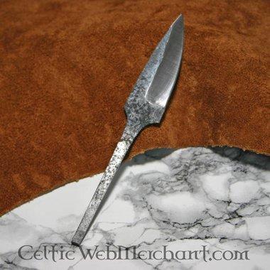 Hoja de cuchillo medieval