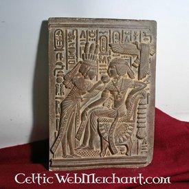 Relief Kleopatra Og Marcus Antonius