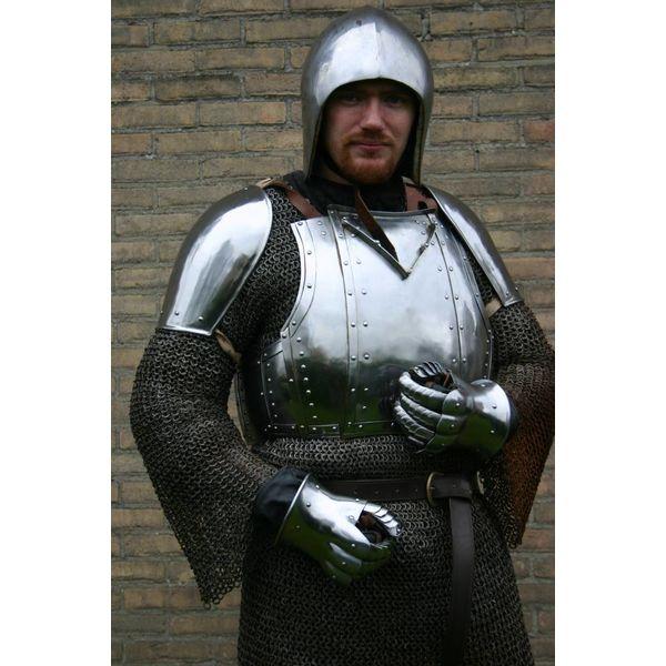 Marshal Historical Churburg borstplaat