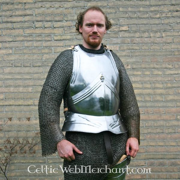 Marshal Historical 15th century breastplate