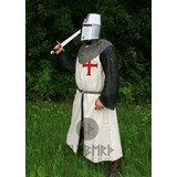 Historical templar surcoat