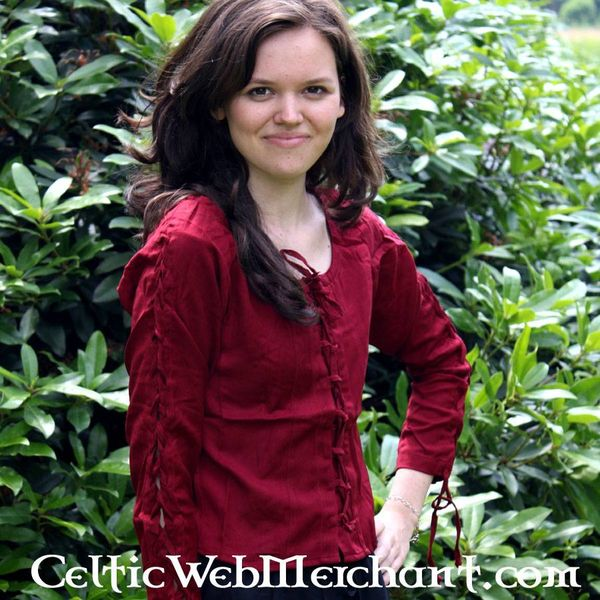Blusa Andrea roja