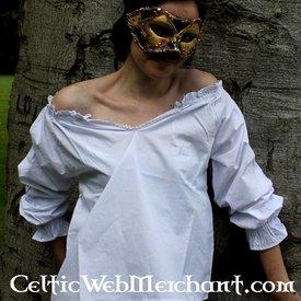 Blusa Fleur blanco