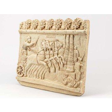 Relief, Course de char, Circus Maximus