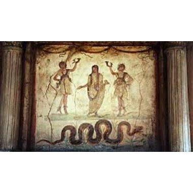 Larariumreliëf Pompei