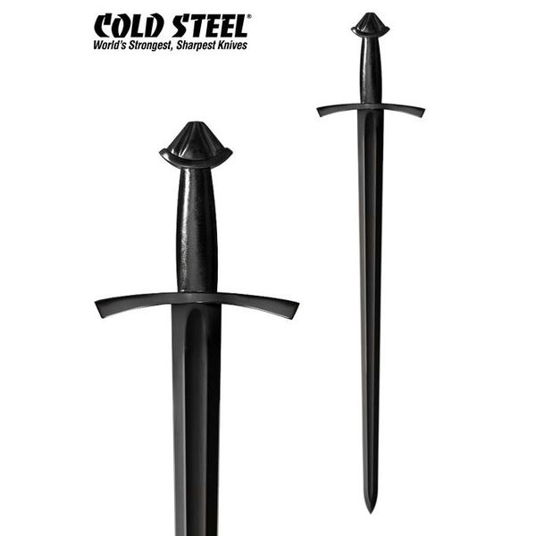 Cold Steel MAA Norman Sword, met schede
