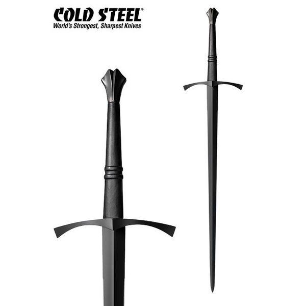Cold Steel Epée Longue italienne MAA, avec fourreau