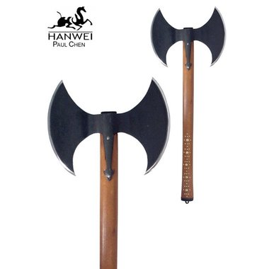 Double-bladed Axe