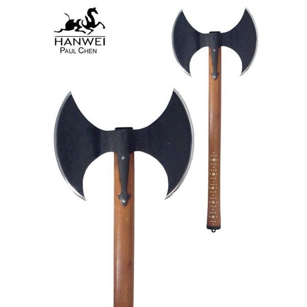Hanwei Double-bladed Axe