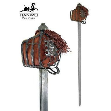 Scottish cestino impugnatura backword, versione antica