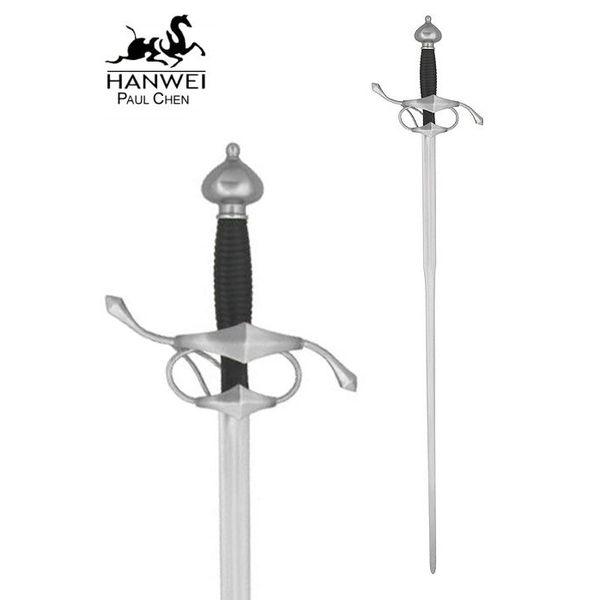 Hanwei Epée de côté, prête au combat