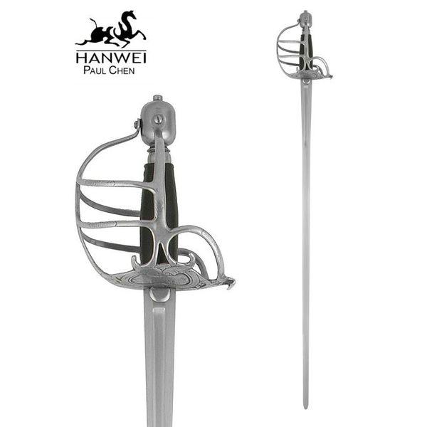 Hanwei Battle-ready impugnatura mortuaria Sword