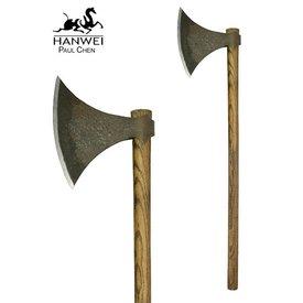 CAS Hanwei Viking Økse, antiqued
