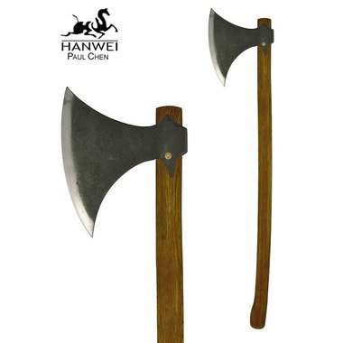Danish Axe, antiqued (Royal armouries)