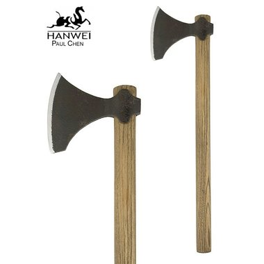 Short Viking Axe, antiqued