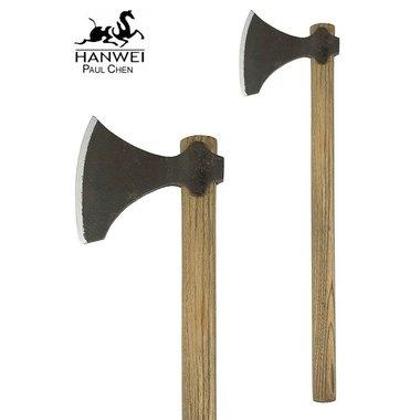 Short Viking Axe, antiqued
