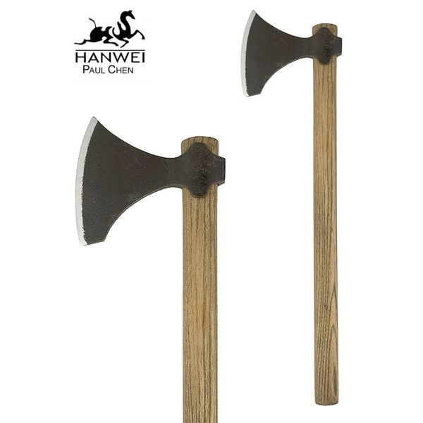 Hanwei Breve ascia viking, antico