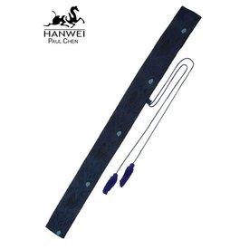 Hanwei Japanse zwaardtas- pauw