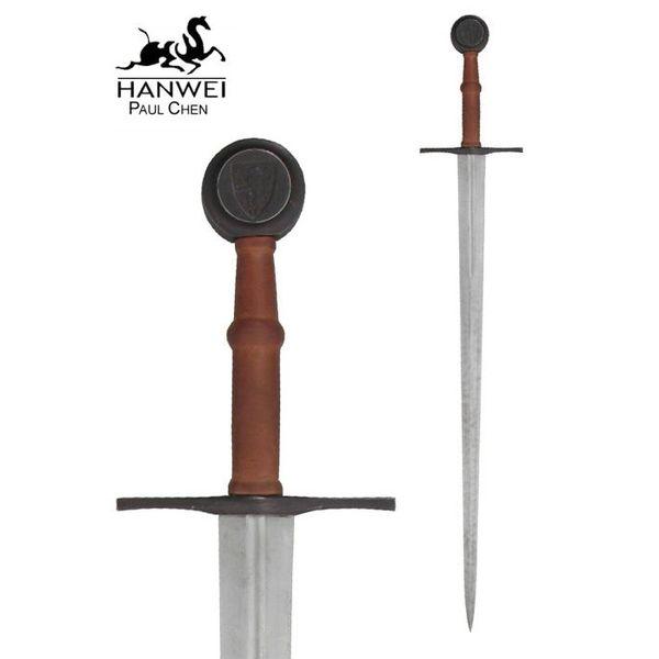 Hanwei Epée à une main et demi, patinée, Albrecht II