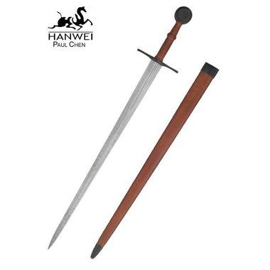 Epée à une main et demi, patinée, Albrecht II
