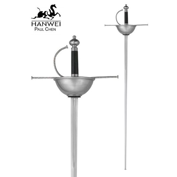Hanwei Cup Hilt Rapier Battle-ready