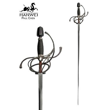 Solingen Rapier Antiqued