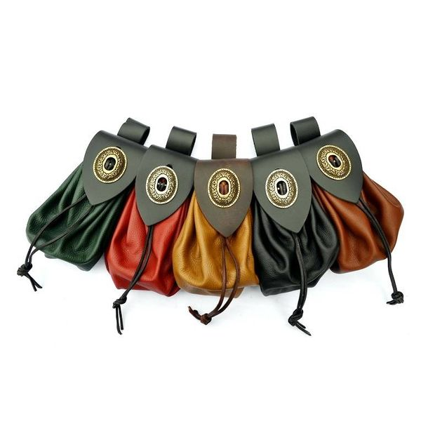 Medieval money pouch, large