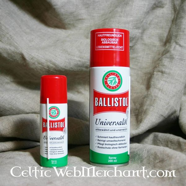 Ballistol Spray anti-rouille BALLISTOL 200 ml (nur EU&VK)  (UE&RU seulement)