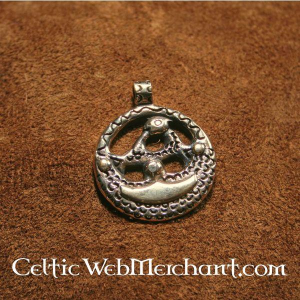 Amuleto vichingo di bronzo Uppland
