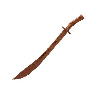 Sabre de Kung Fu, en bois