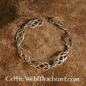 Knotted Celtic wrist bracelet