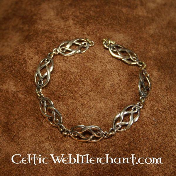 Wiązane Celtic bransoletka na rękę