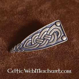 Embout de ceinture Viking, style Borre, Animal