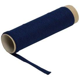 Bande de coton pour sabres de samouraï, bleu