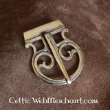 Hebilla cinturón Romano latón