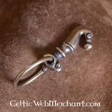 Crochet de ceinture celtique, période de La Tène
