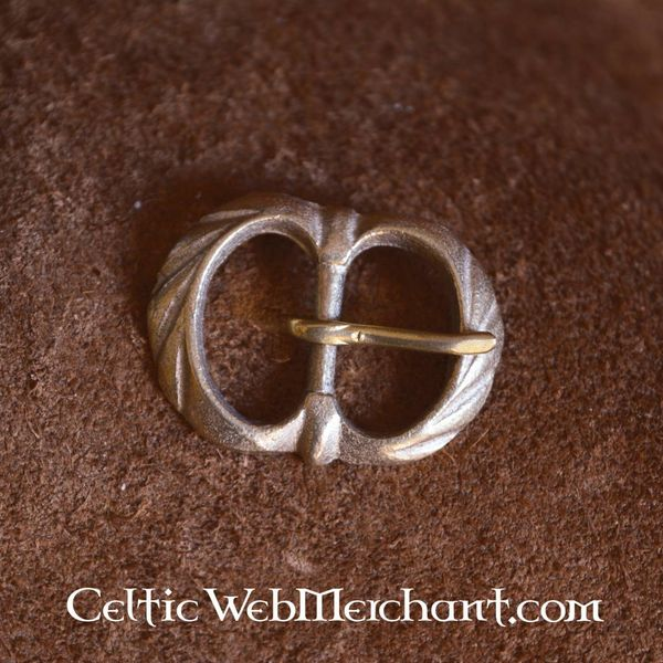 Marshal Historical Decorated double buckle (1350-1600)