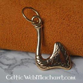 Pendentif celtique Hache Eisfeld